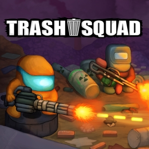 Trash Squad media